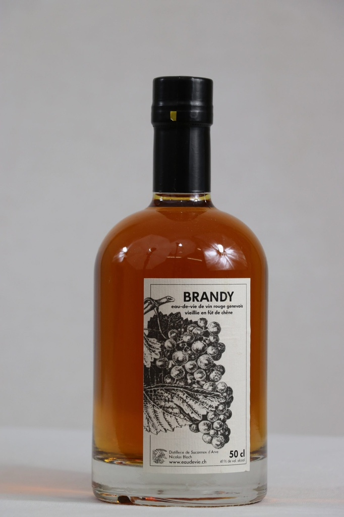 Dist. Sac. d'Arve - Brandy 50cl