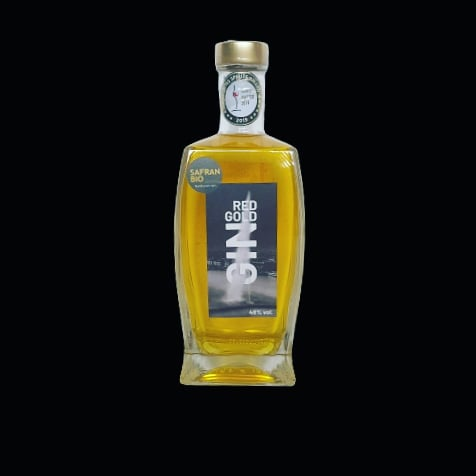 Absintissimo - Red Gold Gin Safran - 50cl