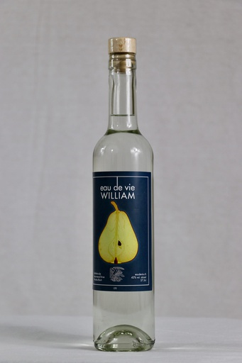 Dist. Sac. d'Arve - Eau-de-Vie de Poire William 50cl