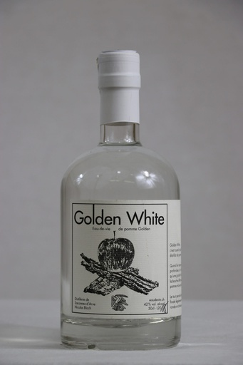 Dist. Sac. d'Arve - Golden White 50cl