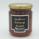 La Genevoise - Confiture d'Orange Amère - 250gr